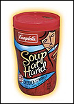 Campbell's Soup at Hand - Chicken w/ Mini Noodles