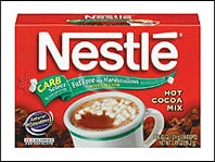 Nestle Fat Free Hot Chocolate with Marshmallows