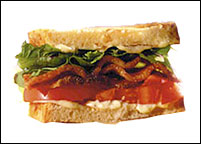 Regular BLT