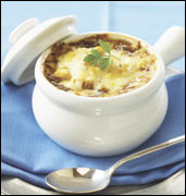 HG's Freakishly Good French Onion Soup