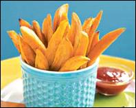 HG's Bake-tastic Butternut Squash Fries