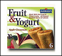 Barbara's Bakery Fruit & Yogurt Bar, Apple Cinnamon