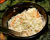Average Cole Slaw