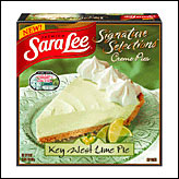 Sara Lee Signature Selections Key West Lime Pie