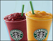 Frappuccinos Get a Fruity Makeover