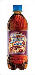 Jazzy New Soda From Pepsi!