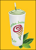 Jamba Juice Matcha Green Tea Mist