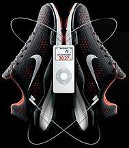 iPod Nano + Nike = WOW