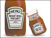 Vanity Ketchup: The Next Big Thing?!