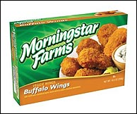 Morningstar Farms Veggie Wings Buffalo Wings