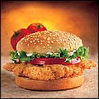 Dairy Queen's Crispy Chicken Sandwich