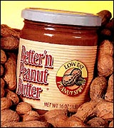 Bettern Peanut Butter, Regular Creamy
