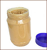 Natural Peanut Butter, Creamy or Chunky