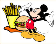 Makin' the Switch to Low-fat Cheese, Mickey?