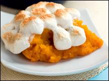 HG's I Can't Believe It's Not Sweet Potato Pie