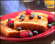 HG's Cinnamonlicious French Toast!