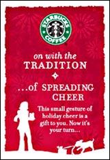 Three Cheers for Starbucks!