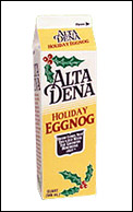 Alta Dena Holiday Eggnog