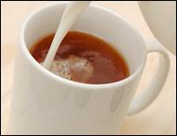 Milk: Tea's Friend or Foe?