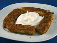 Crunchy, Sweet Bananaliciousness!