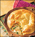 HG's Kickin' Chicken Pot Pie!
