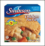 Swanson Chicken Pot Pie
