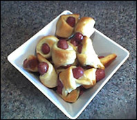 Pigs in a Blanket, Average