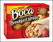 Breakfast Just Got More Boca-rific!