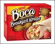 Breakfast Just Got More Boca-rific!