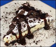HG's Cookies 'n Cream Dream Pie!