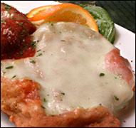 Restaurant Chicken Parmesan, Average