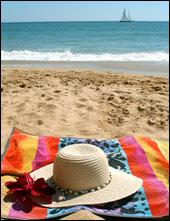 Hit the Beach, Baby!