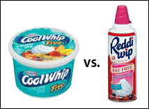 recipe: difference between whipped cream and whipped topping [28]