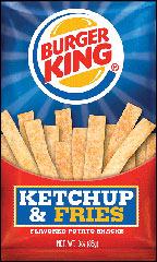 Ketchup & Fries... No Dipping!