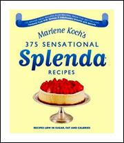 375 Splenda Recipes? SWEET!