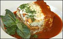 Average Restaurant Lasagna