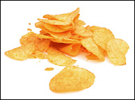 Regular Barbeque Potato Chips