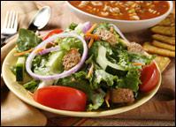 Healthy Restaurants = MORE Calories?