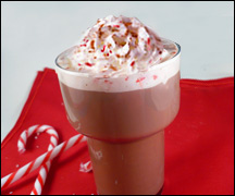 HG's White Hot Mint Mocha Cocoa