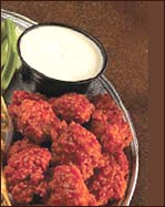 Boneless Buffalo Wings, Average
