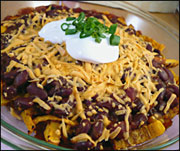 HG's Cheesy Good Chili Fries