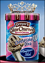 Rockin' New Slow Churned Light Ice Creams!