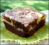 Cheesecake Brownie, Average