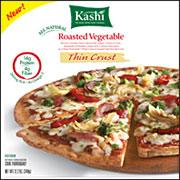 Healthy Pizza... Yay!
