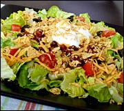 HG's Rockin' Taco Salad