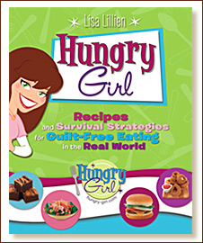 PRE-ORDER YOUR HUNGRY GIRL BOOK TODAY!!!!!