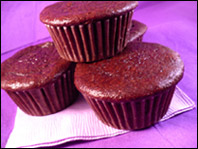 HG's Death by Chocolate Cupcakes