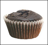 Plain Chocolate Cupcake, Average