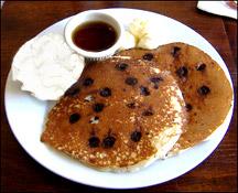 Chocolate Chip Pancakes, Average