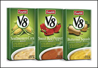 V8 Soups on the Way!